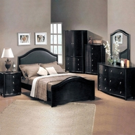 Yuan Tai SA2120Q-CH-SET SET - Sada Queen Bed with Chest