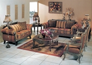 Yuan Tai - Sorrento SR6750S-SR6750L Living Room Set