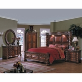 Yuan Tai ST1000Q Stephano Queen Bedroom set