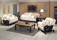 Yuan Tai - Tanner TN3500S-TN3500  Living Room Set
