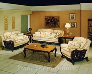Yuan Tai TN3500S/L/C-3PC SET - Tanner 3 Pcs Living Room