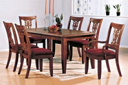 Yuan Tai TR1111T(AS)-6 SET - Trenton Table 7 Pc