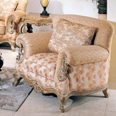 Yuan Tai UN4000C Underwood Fabric/Woodtrim Chair