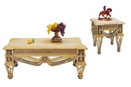 Yuan Tai VA4533C-4534E Valentine Cocktail-End-Table Set