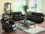Yuan Tai WE9918BR-SET(3) SET - Weston BRN Recliners