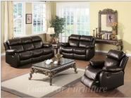 Yuan Tai - Weston WE9918S-BR-WE9918L-BR Living Room Set