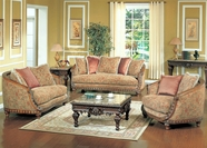 Yuan Tai WM4000-SET(3) Wilmer Living Room Set