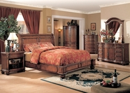 Yuan Tai WR9100Q Wrigley Queen Bedroom set