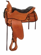 CHEYENNE SPRINGS TUCKER SADDLE (GN) 166