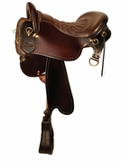 TUCKER ENDURANCE TRAIL SADDLE (BN, BK, GN) 159
