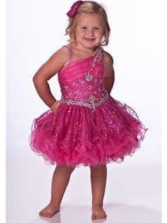 Toddler Pageant Dresses | PageantDesigns.com