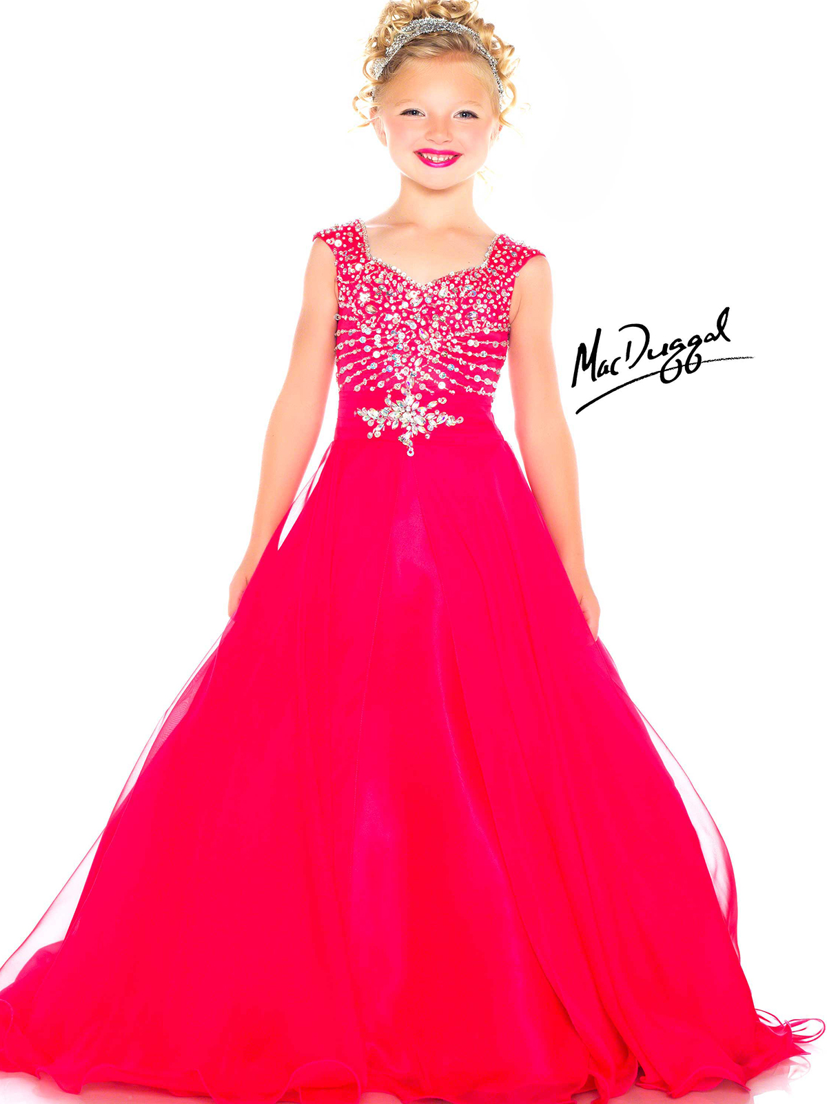 Sugar pageant dresses for little girls