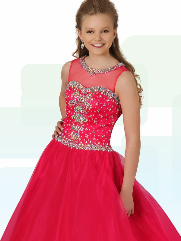 Teen Pageant Dresses 4