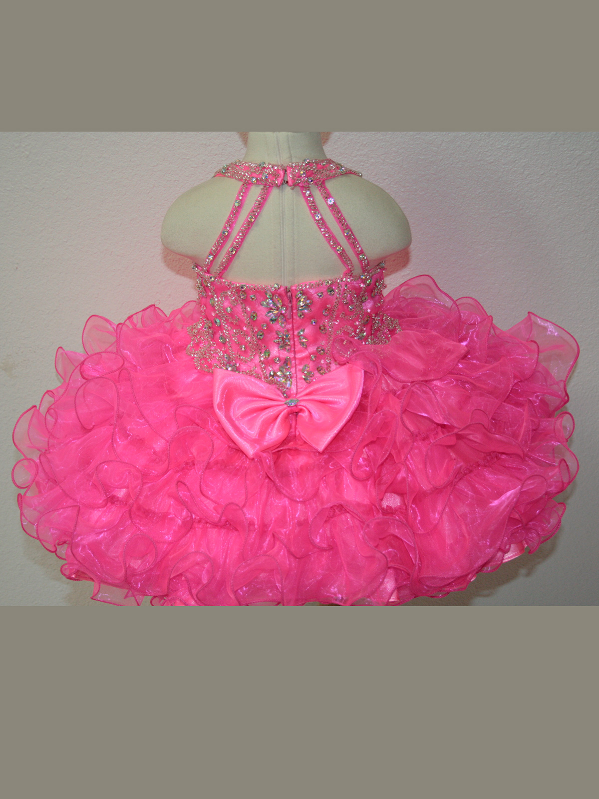 Pink Baby Pageant Dress – fashion dresses