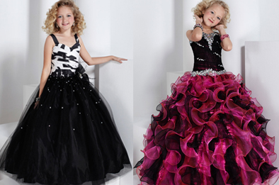 Pageant Dresses