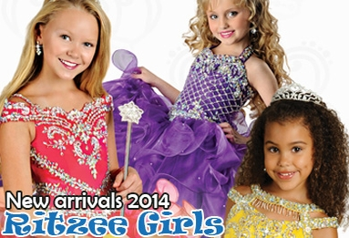Ritzee Girls Dresses 2014