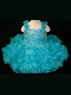 Little Rosie Baby Pageant Dresses | PageantDesigns.com