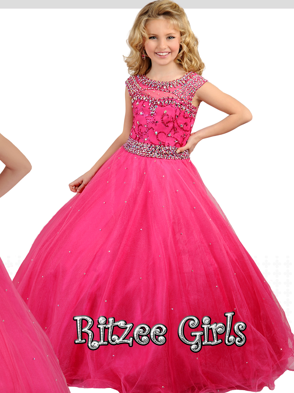 Pageant Dresses for Juniors | PageantDesigns.com