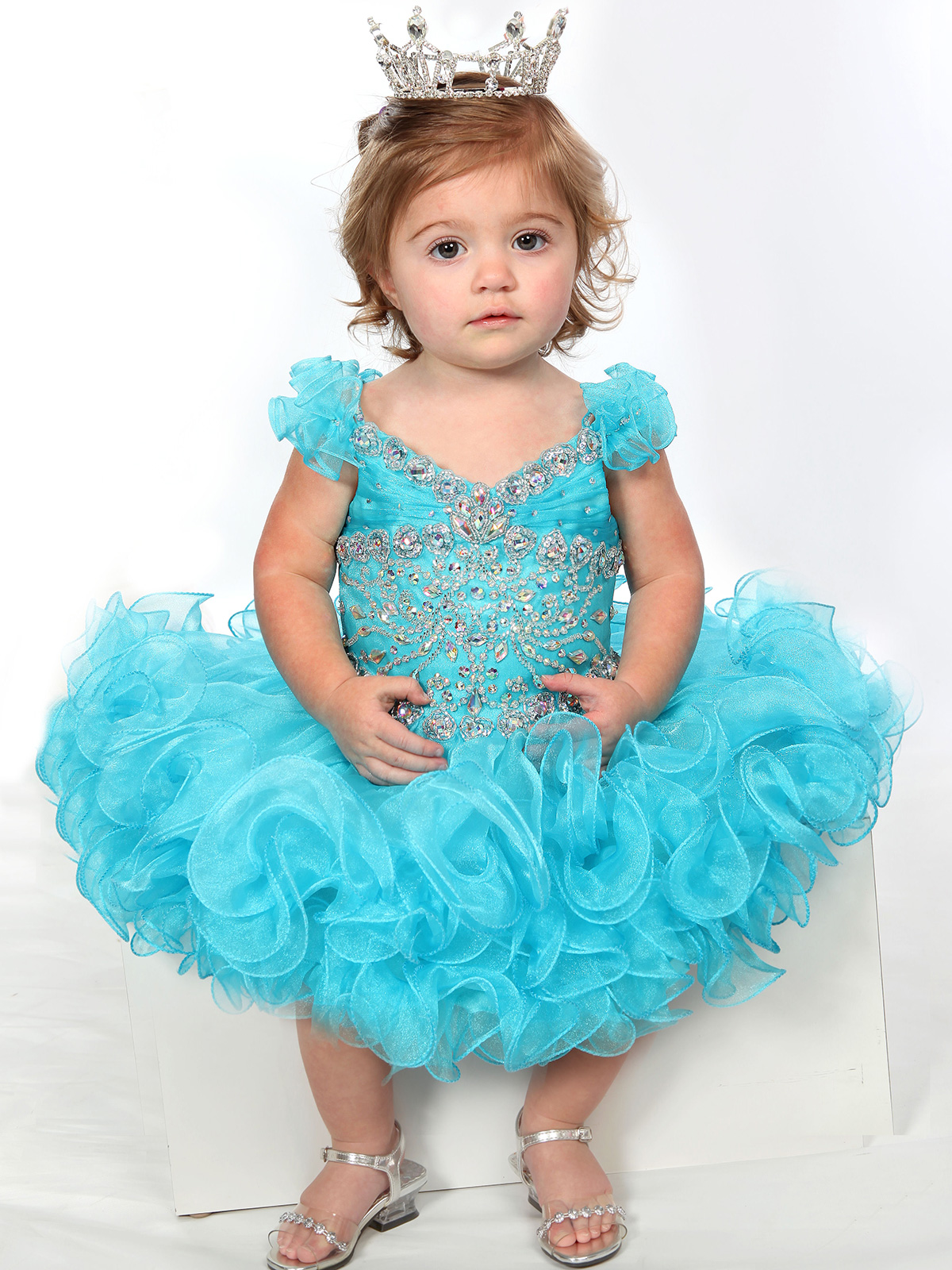 Baby Girl Pageant Dresses