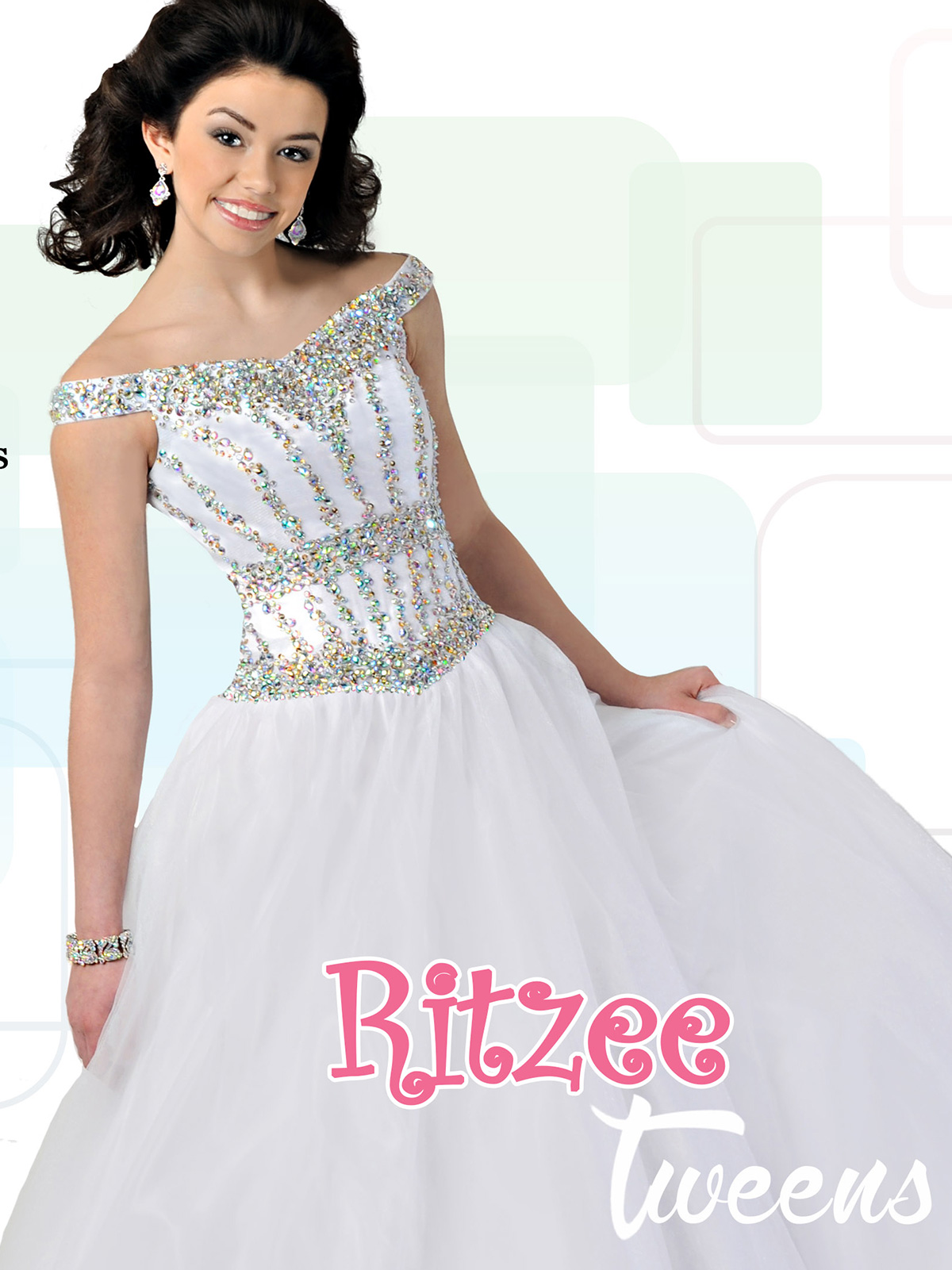 Teen Pageant Dresses 36