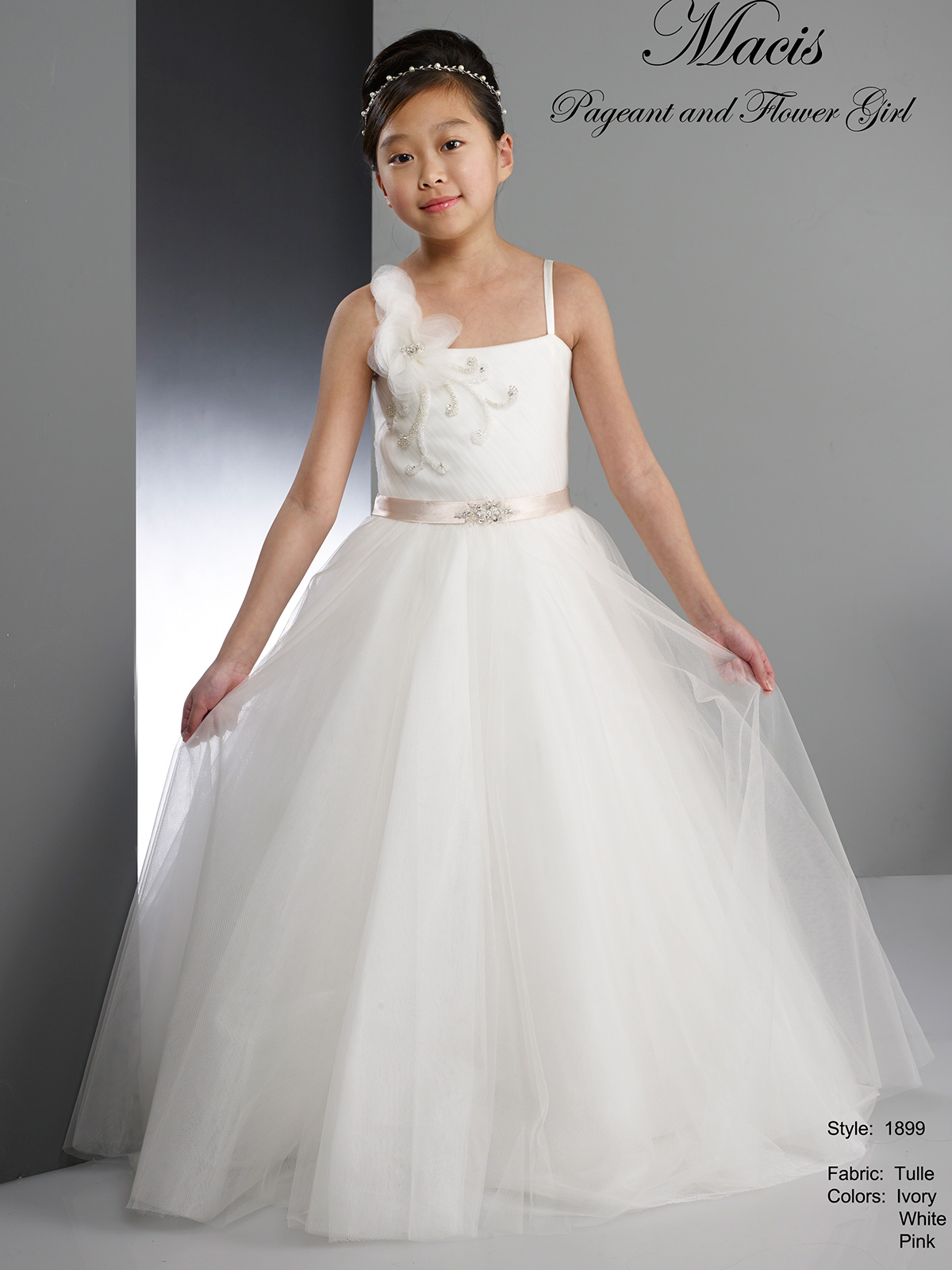 Macis Flower Girl Dresses
