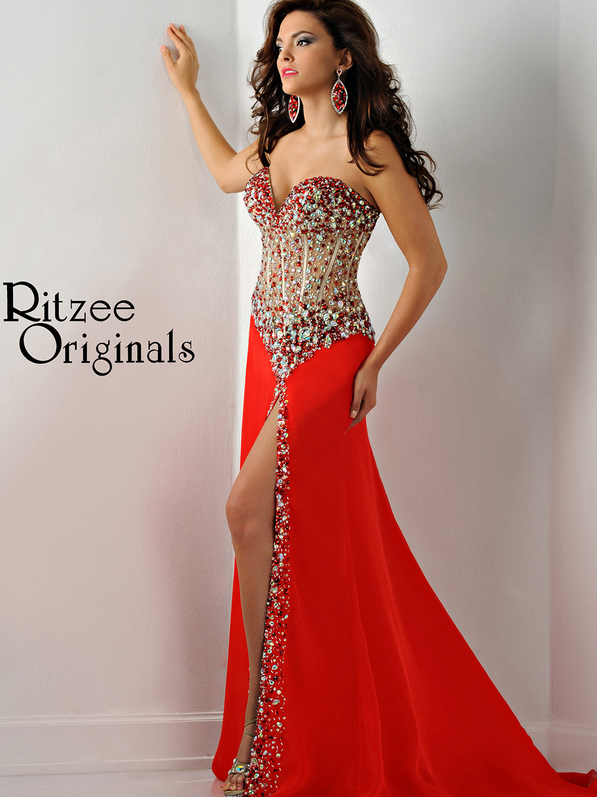 Find great deals on eBay for ritzee girls pageant dress. Shop with confidence.