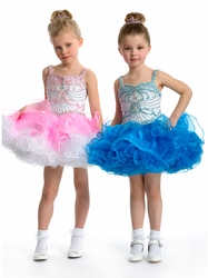 Little Girls&-39- Pageant Dresses - PageantDesigns.com