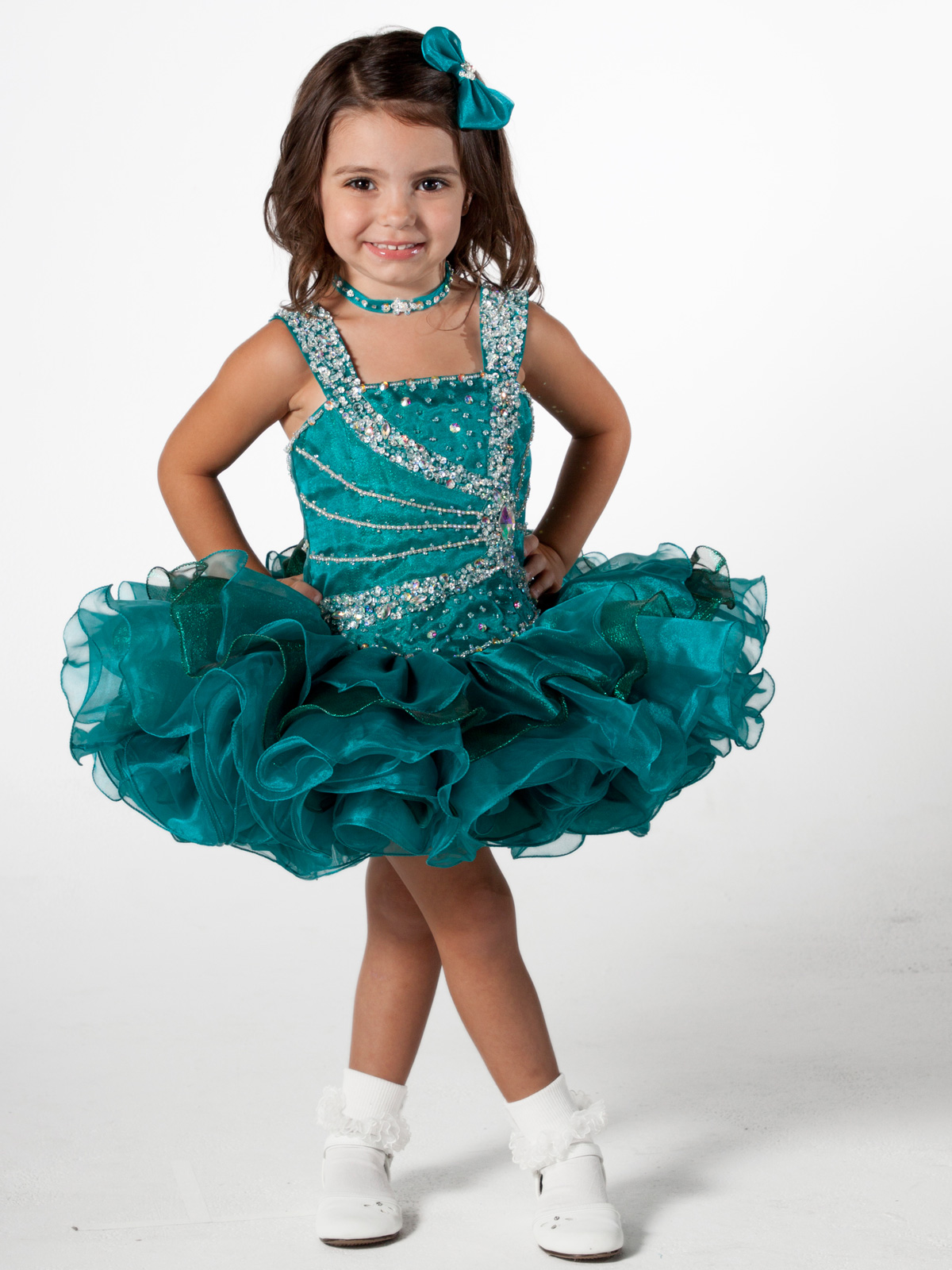Toddler Pageant Dresses  PageantDesigns.com