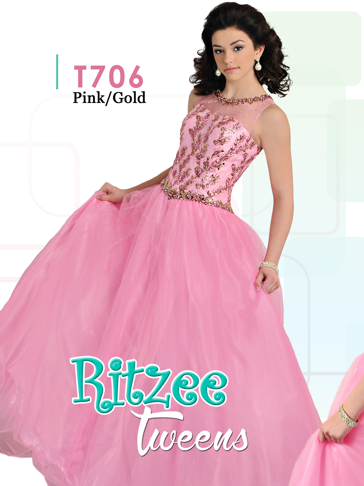 Teen Pageant Dresses 74