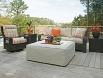 Marcello Outdoor Wicker