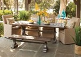 Park Shore Aluminium Tables
