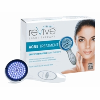 Acne Treatment LED Light Therapy Facial Tool - Clinical Strength - Clinical Strength - by Kathy Ireland Revive