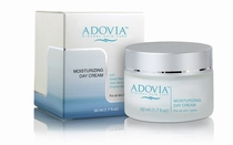 Adovia Facial Moisturizer Skin Cream with Dead Sea Minerals - Dermatologist Tested & Approved