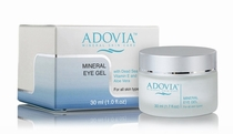 Eye Cream with Dead Sea Minerals by Adovia