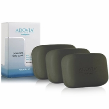 Adovia Dead Sea Mud Soap - 3 PACK