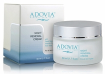 Adovia Dead Sea Night Renewal Cream