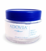 Adovia Facial Night Cream with Dead Sea Minerals