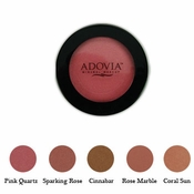 Adovia Mineral Blush with Shimmer