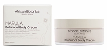 African Botanics MARULA Botanical Body Cream 200ml/6.76oz