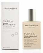 African Botanics MARULA Firming Botanical Body Oil 106ml/3.58oz
