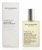 African Botanics MARULA Stretchmark Botanical Body Oil 106ml/3.58oz