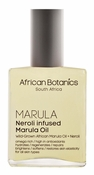 African Botanics Neroli Infused Marula Oil 60ml/2oz