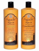 Agadir  Daily Shampoo and Daily Conditioner Duo 33 oz