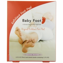 Baby Foot Deep Exfoliation For Feet Peel - Lavender Scent