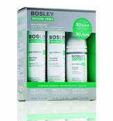Bosley  Defense Starter Pack For Non Color-Treated Hair