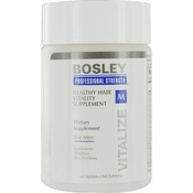Bosley Healthy Hair Vitality Supplement for Men 60