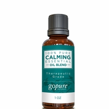 CALM Essential Oil Blend 1oz by goPure Naturals