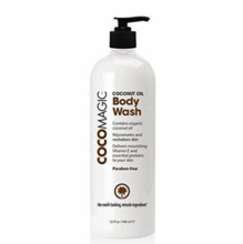 CocoMagic Coconut Oil Body Wash - Huge 32 oz.