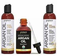 Complete Argan Oil Hair Care Set
