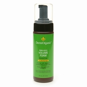DermOrganic Firm Hold Volume Foam w/ Argan Oil